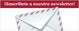 Suscrbete a nuestra newsletter!